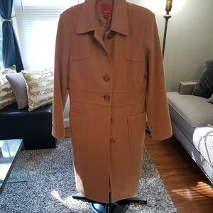 Tan/Camel Wool Coat